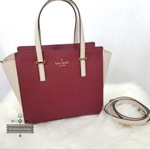 Kate spade Small Hayden Cedar Street Satchel Bag